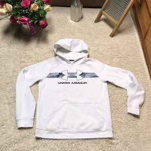 EUC under armour cold gear hoodie